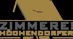 Website Zimmerei Höchendorfer