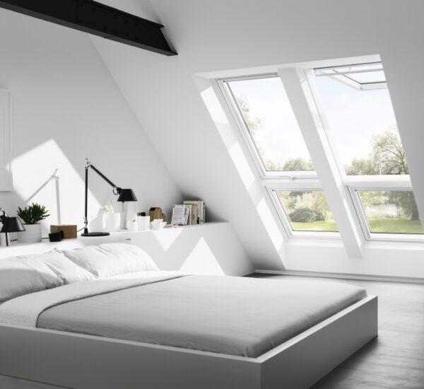 Velux Dachfenster Schlafzimmer