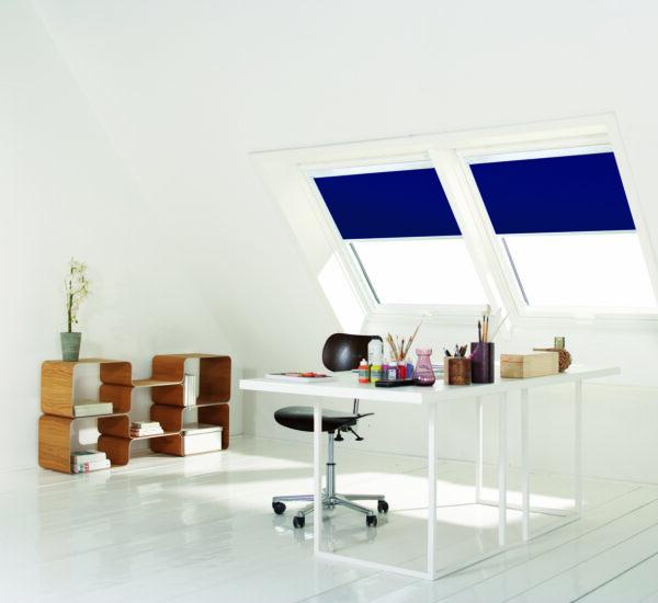 Velux Dachfenster Arbeitszimmer