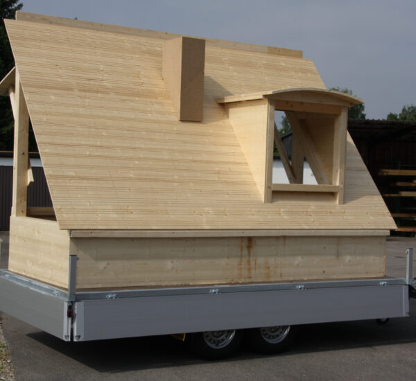 Dachfenster Holzarbeiten